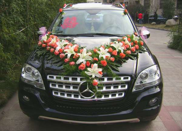 广州商务婚礼租车