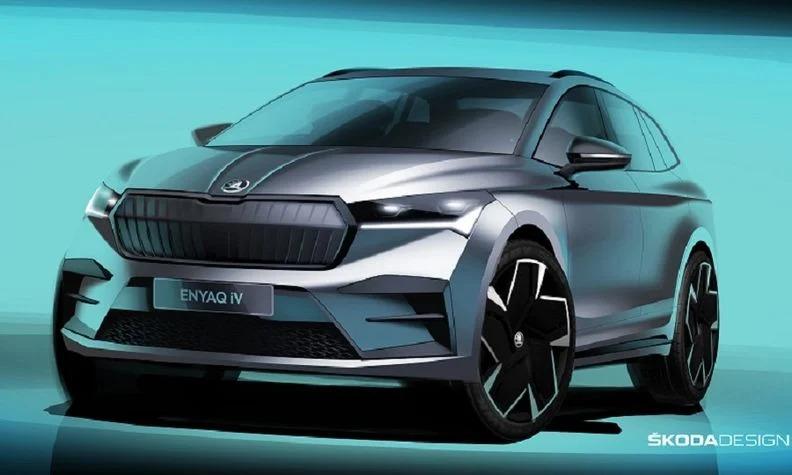 斯柯达将先于大众发布首款MEB平台SUV